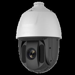 Cámara IP domo, 2.1Mpx Ultra Low Light, IR 150mts, 32X, 4.8-153mm, H265+, PoE802,3af, IP66
