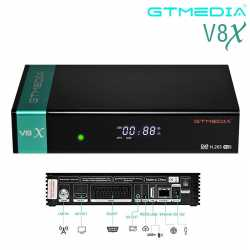 RECEPTOR SATELITE GTMEDIA V8X DVB-S2X