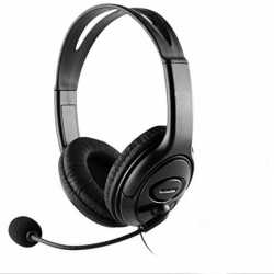 Auriculares con microfono coolbox coolchat usb