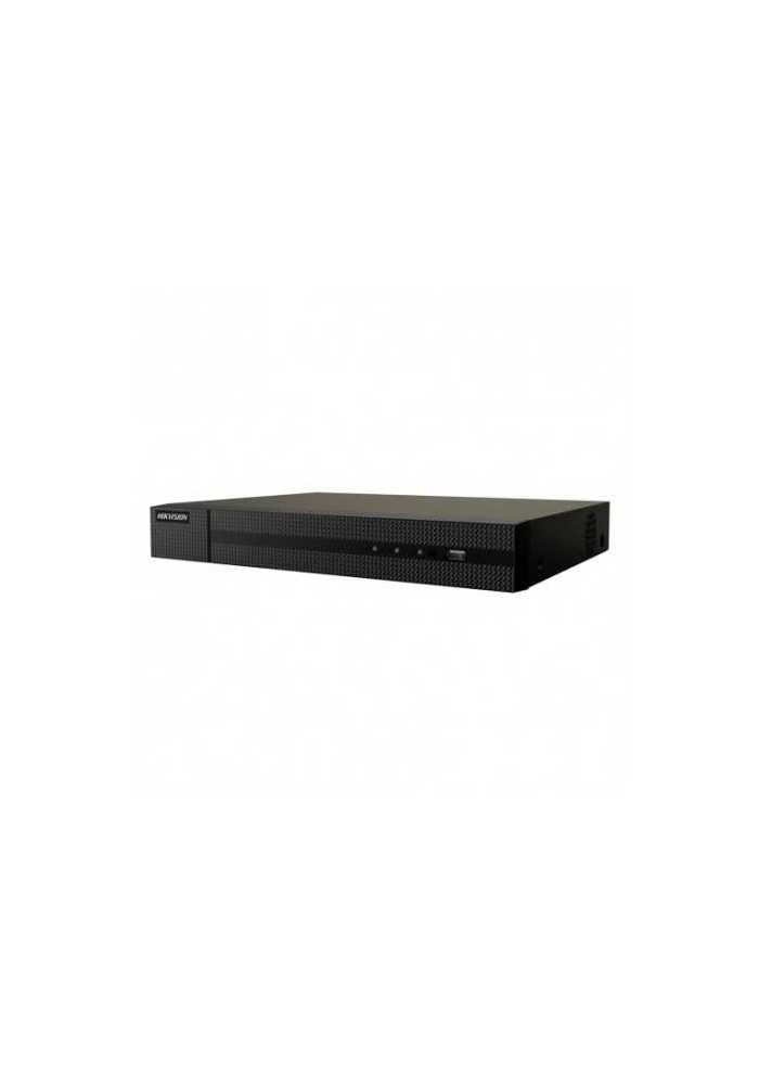 NVR 16ch IP PoE hasta 8Mpx, 80Mbps, H.265+, 2 HDD