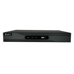 NVR 32ch IP hasta 8Mpx, 256Mbps, H.265+, 2 HDD