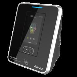 Control de Presencia y Acceso con sistema biométrico facial con dual sensor, tarjeta y PIN
