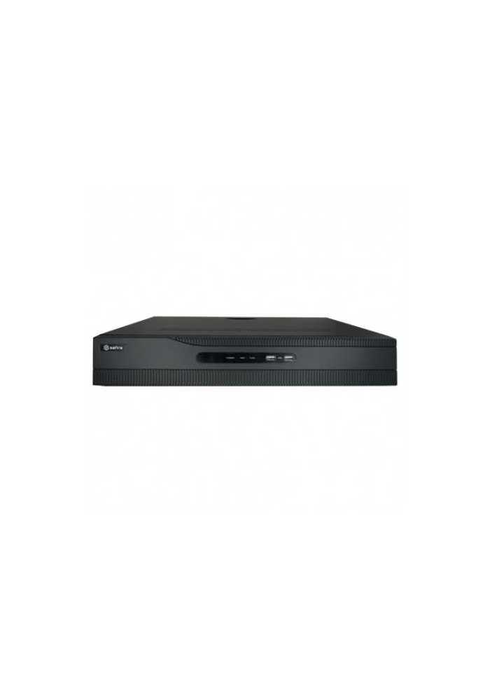 NVR 16ch IP hasta 8Mpx, 160Mbps, H.265+, 2 HDD