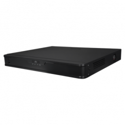 NVR 4ch IP hasta 8Mpx, 40Mbps, H.265+, 1 HDD
