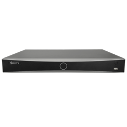 NVR 16ch IP PoE hasta 12Mpx, 160Mbps, H.265+, 2 HDD