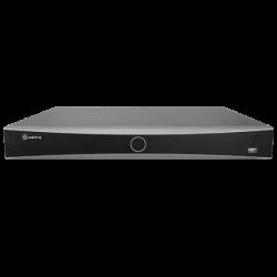 NVR 32ch IP, hasta 12Mpx, 256Mbps, H.265+, 4 HDD. TrueSense, filtro de falsa alarma para vehículos y personas (4 Ch)
