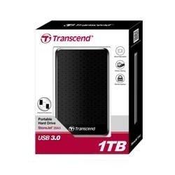 """HDD EXTERNO TRANSCEND STOREJET TS1TSJ25A3K 1TB/ 2.5""""/ USB 3.0 - Imagen 1"""
