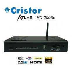CRISTOR ATLAS HD200 Se WIFI INTEGRADO